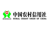 Rural credit union of China