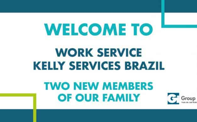 Welcome to Work Service Poland & Kelly Services Brazil